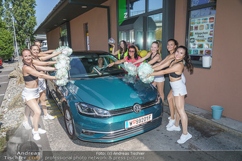 Kinderhilfe Carwash-Day Charity - McDonalds McDrive 1110 und 1230 Wien - Fr 11.09.2020 - 14