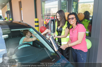 Kinderhilfe Carwash-Day Charity - McDonalds McDrive 1110 und 1230 Wien - Fr 11.09.2020 - 17
