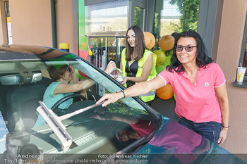 Kinderhilfe Carwash-Day Charity - McDonalds McDrive 1110 und 1230 Wien - Fr 11.09.2020 - 18