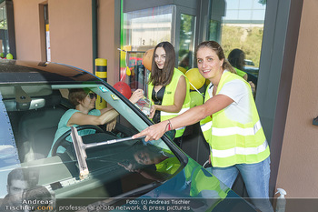Kinderhilfe Carwash-Day Charity - McDonalds McDrive 1110 und 1230 Wien - Fr 11.09.2020 - 19
