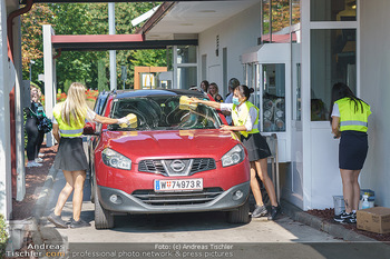 Kinderhilfe Carwash-Day Charity - McDonalds McDrive 1110 und 1230 Wien - Fr 11.09.2020 - 27