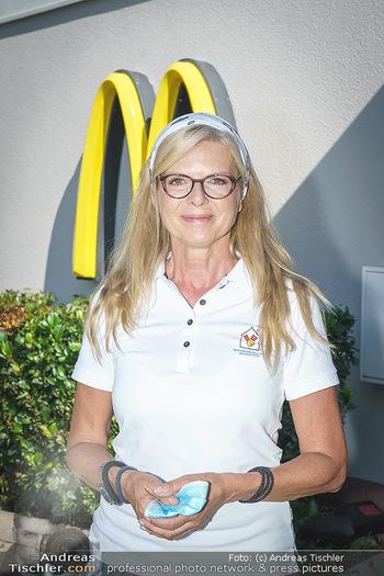 Kinderhilfe Carwash-Day Charity - McDonalds McDrive 1110 und 1230 Wien - Fr 11.09.2020 - Karin SCHMIDT (Präsidentin der Ronald McDonald Kinderhilfe)65