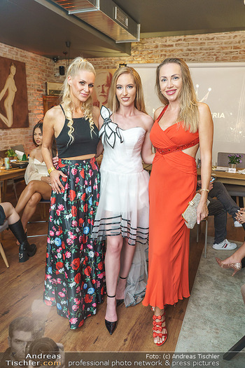 Miss Earth Austria Wahl - Le Pic, Wien - Di 15.09.2020 - Ekaterina MUCHA, Melanie GASSNER, Kathi STEININGER14