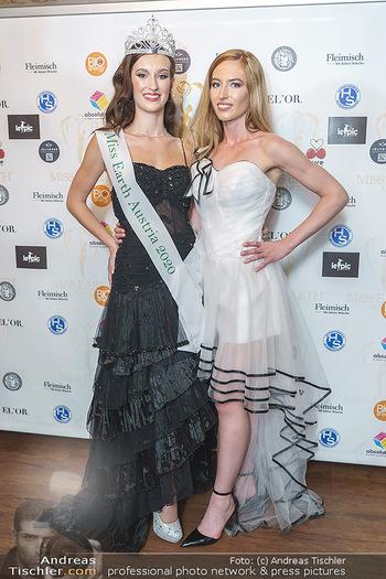 Miss Earth Austria Wahl - Le Pic, Wien - Di 15.09.2020 - Siegerin Miss Earth Austria 2020 Nadine PFAFFENEDER, Veranstalte55
