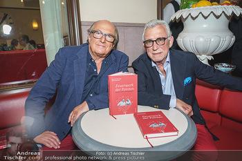 Buchpräsentation Marecek & Horowitz - Cafe Museum, Wien - Mi 16.09.2020 - Michael HOROWITZ, Heinz MARECEK6