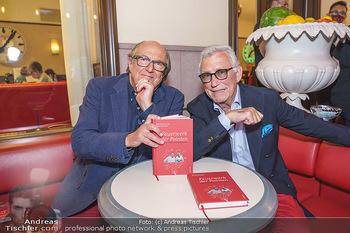 Buchpräsentation Marecek & Horowitz - Cafe Museum, Wien - Mi 16.09.2020 - Michael HOROWITZ, Heinz MARECEK7