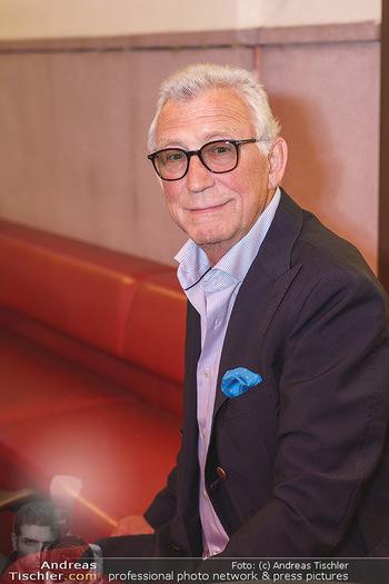 Buchpräsentation Marecek & Horowitz - Cafe Museum, Wien - Mi 16.09.2020 - Heinz MARECEK (Portrait)15