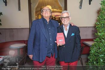 Buchpräsentation Marecek & Horowitz - Cafe Museum, Wien - Mi 16.09.2020 - Michael HOROWITZ, Heinz MARECEK26
