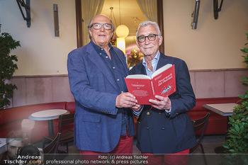 Buchpräsentation Marecek & Horowitz - Cafe Museum, Wien - Mi 16.09.2020 - Michael HOROWITZ, Heinz MARECEK29