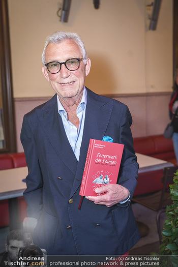Buchpräsentation Marecek & Horowitz - Cafe Museum, Wien - Mi 16.09.2020 - Heinz MARECEK (Portrait)31