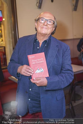 Buchpräsentation Marecek & Horowitz - Cafe Museum, Wien - Mi 16.09.2020 - Michael HOROWITZ33