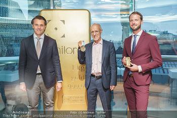 Philoro Golden Winner Dinner - Do&Co Wintergarten - Do 17.09.2020 - Rudolf und Christian BRENNER, Anton Toni INNAUER6