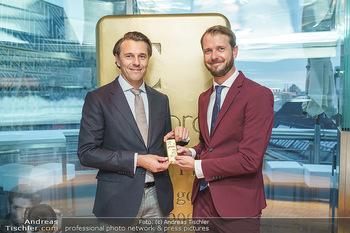 Philoro Golden Winner Dinner - Do&Co Wintergarten - Do 17.09.2020 - Brüder Rudolf und Christian BRENNER (Bruder)10