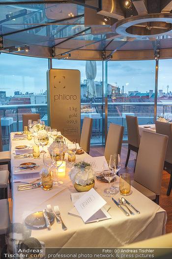 Philoro Golden Winner Dinner - Do&Co Wintergarten - Do 17.09.2020 - 15
