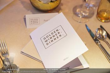 Philoro Golden Winner Dinner - Do&Co Wintergarten - Do 17.09.2020 - 16