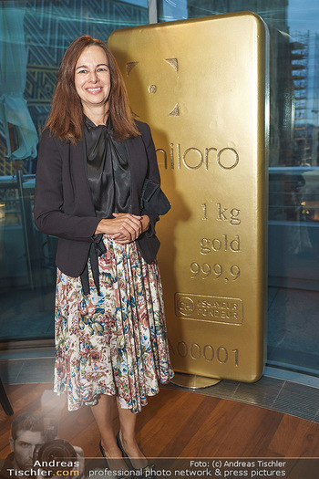 Philoro Golden Winner Dinner - Do&Co Wintergarten - Do 17.09.2020 - Sophie KARMASIN18