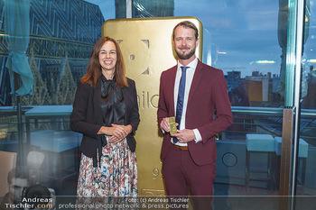 Philoro Golden Winner Dinner - Do&Co Wintergarten - Do 17.09.2020 - Christian BRENNER, Sophie KARMASIN19