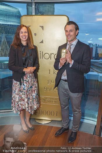 Philoro Golden Winner Dinner - Do&Co Wintergarten - Do 17.09.2020 - Sophie KARMASIN, Rudolf BRENNER20