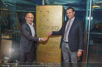 Philoro Golden Winner Dinner - Do&Co Wintergarten - Do 17.09.2020 - Ali RAHIMI, Rudolf BRENNER22