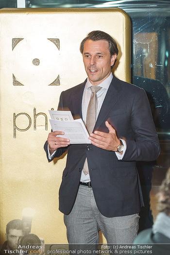 Philoro Golden Winner Dinner - Do&Co Wintergarten - Do 17.09.2020 - Rudolf BRENNER33