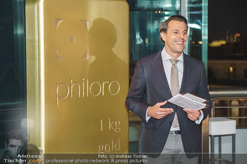 Philoro Golden Winner Dinner - Do&Co Wintergarten - Do 17.09.2020 - 36