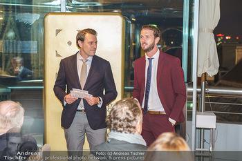 Philoro Golden Winner Dinner - Do&Co Wintergarten - Do 17.09.2020 - Rudolf BRENNER mit Bruder Christian37