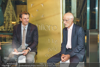 Philoro Golden Winner Dinner - Do&Co Wintergarten - Do 17.09.2020 - 44