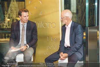 Philoro Golden Winner Dinner - Do&Co Wintergarten - Do 17.09.2020 - 45