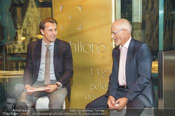 Philoro Golden Winner Dinner - Do&Co Wintergarten - Do 17.09.2020 - Rudolf BRENNER, Anton Toni INNAUER46