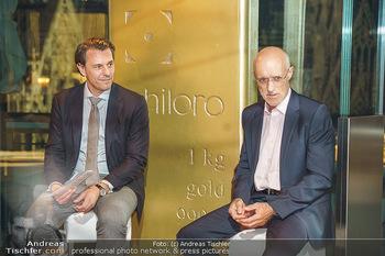 Philoro Golden Winner Dinner - Do&Co Wintergarten - Do 17.09.2020 - 47