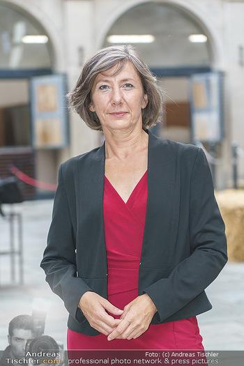 Austrian World Summit 2020 - Stallburg und Hofreitschule - Do 17.09.2020 - Birgit HEBEIN (Portrait)16