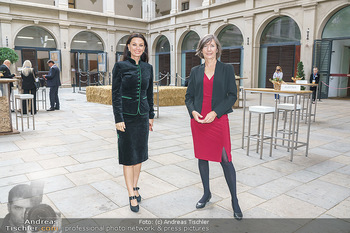 Austrian World Summit 2020 - Stallburg und Hofreitschule - Do 17.09.2020 - Birgit HEBEIN, Sonja KLIMA28