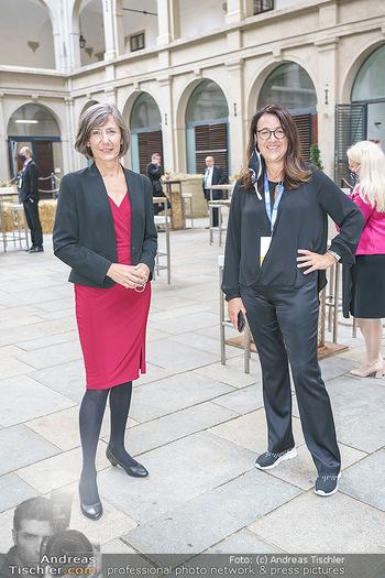 Austrian World Summit 2020 - Stallburg und Hofreitschule - Do 17.09.2020 - Birgit HEBEIN, Monika LANGTHALER29