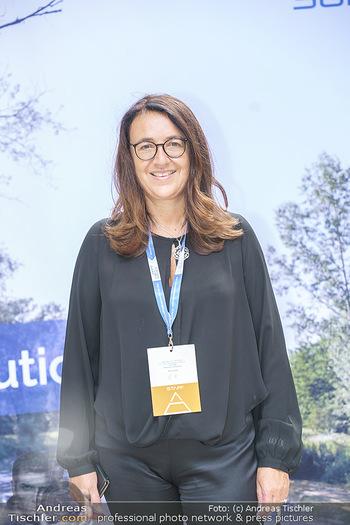 Austrian World Summit 2020 - Stallburg und Hofreitschule - Do 17.09.2020 - Monika LANGTHALER (Portrait)32