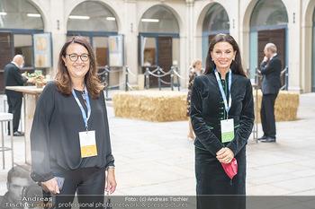 Austrian World Summit 2020 - Stallburg und Hofreitschule - Do 17.09.2020 - Monika LANGTHALER, Sonja KLIMA33