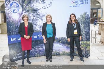 Austrian World Summit 2020 - Stallburg und Hofreitschule - Do 17.09.2020 - Birgit HEBEIN, Leonore GEWESSLER, Monika LANGTHALER36