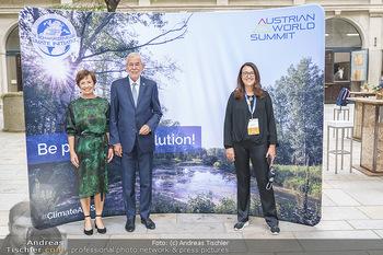 Austrian World Summit 2020 - Stallburg und Hofreitschule - Do 17.09.2020 - Alexander VAN DER BELLEN, Doris SCHMIDAUER39
