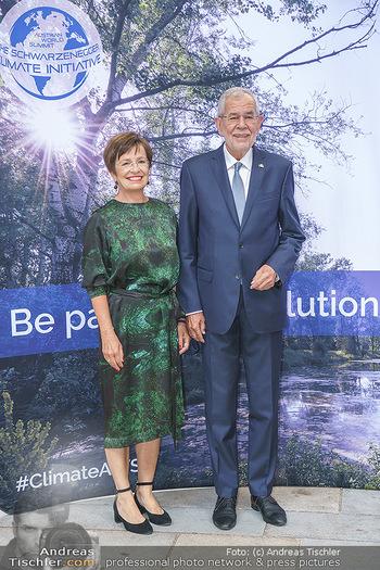 Austrian World Summit 2020 - Stallburg und Hofreitschule - Do 17.09.2020 - Alexander VAN DER BELLEN, Doris SCHMIDAUER40