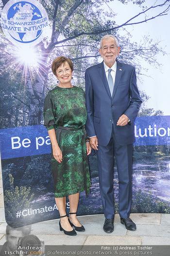 Austrian World Summit 2020 - Stallburg und Hofreitschule - Do 17.09.2020 - Alexander VAN DER BELLEN, Doris SCHMIDAUER41
