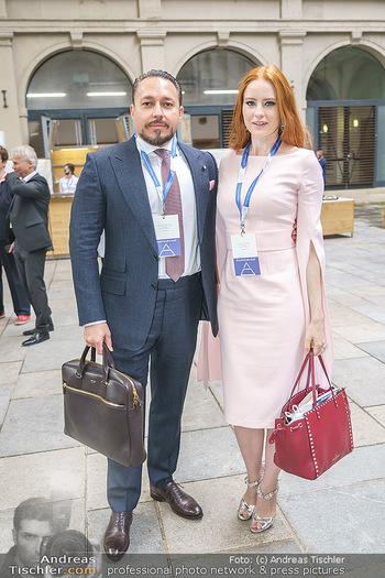 Austrian World Summit 2020 - Stallburg und Hofreitschule - Do 17.09.2020 - Klemens und Barbara HALLMANN (MEIER)43