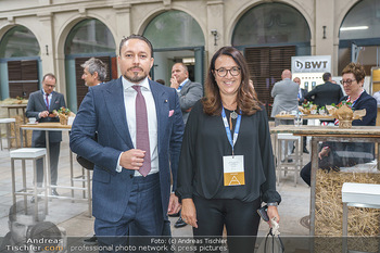 Austrian World Summit 2020 - Stallburg und Hofreitschule - Do 17.09.2020 - Klemeins HALLMANN, Monika LANGTHALER47
