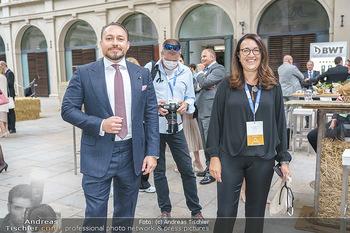 Austrian World Summit 2020 - Stallburg und Hofreitschule - Do 17.09.2020 - Klemeins HALLMANN, Monika LANGTHALER48