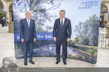 Austrian World Summit 2020 - Stallburg und Hofreitschule - Do 17.09.2020 - Alexander VAN DER BELLEN, Zoran MILANOVIC53