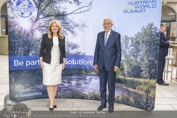 Austrian World Summit 2020 - Stallburg und Hofreitschule - Do 17.09.2020 - Alexander VAN DER BELLEN, Zuzana CAPUTOVA60