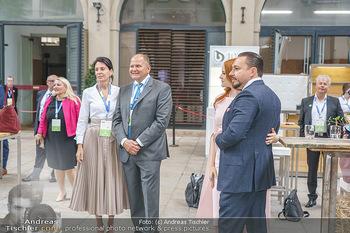 Austrian World Summit 2020 - Stallburg und Hofreitschule - Do 17.09.2020 - 76