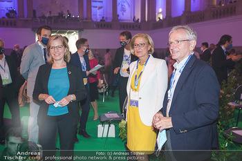 Austrian World Summit 2020 - Stallburg und Hofreitschule - Do 17.09.2020 - Leonore GEWESSLER, Johanna MIKL-LEITNER, Wilhelm MOLTERER81