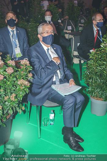 Austrian World Summit 2020 - Stallburg und Hofreitschule - Do 17.09.2020 - Alexander VAN DER BELLEN89