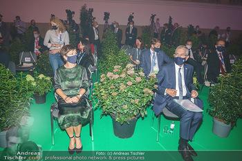 Austrian World Summit 2020 - Stallburg und Hofreitschule - Do 17.09.2020 - Doris SCHMIDAUER, Alexander VAN DER BELLEN90