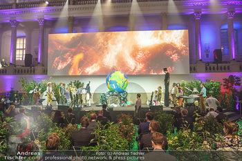 Austrian World Summit 2020 - Stallburg und Hofreitschule - Do 17.09.2020 - Bühnenbild92