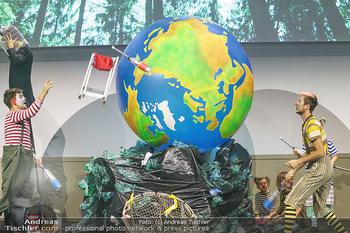 Austrian World Summit 2020 - Stallburg und Hofreitschule - Do 17.09.2020 - Bühnenbild93
